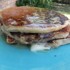 #recipe #food #cooking Whole Wheat Pancakes