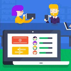 Create the most engaging courses ever. For schools and companies. Get superpowers, try WeSchool! Disruptive Innovation, E Learning, Google Classroom, Coaching, Teacher, Digital, Creative, Design, 3