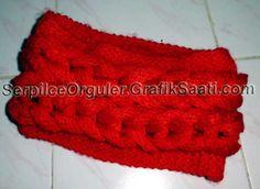 Örgü bandana boyunluk yelek örme tekniği  #knitting #knitwear #knitted #örgü #örgüler #örme #diy #diyproject #diycrafts #bandana #atkı