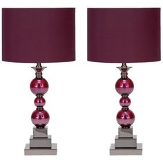 I pinned this Bennie Table Lamp (Set of 2) from the Gorgeous Gems event at Joss and Main!