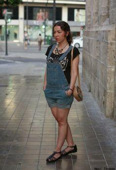 Kiabi  Jeans, Porronet  Sandalias de gladiador and H&M  Camisetas