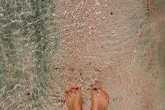 Różowy piasek na Elafonisi Crete
