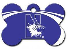 Northwestern Wildcats Mascot Logo Northwestern