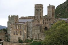 Monastery of Sant Pere de Rodes – iberianature – Spanish history and culture -