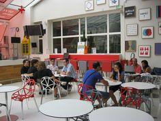 Paris Langues' one-site accommodation Cafeteria - Cafetaria Paris Langues/FIAP