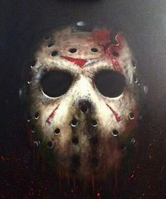 Jason Voorhees-Friday The Jason Friday, Friday The 13th, Scary Movie Characters, Scary Movies, Jason Voorhees, Arte Horror, Horror Art, Chucky, Evil Clowns