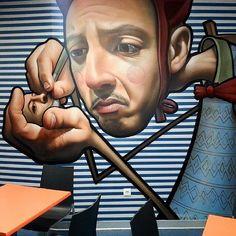 belin - Street Art by Belin
