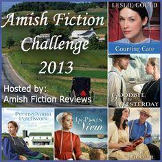 2013 Amish Fiction Reading Challenge