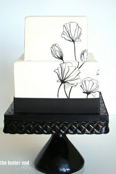 The Butter End Cakery.Wedding Cakes.156 | Flickr - Photo Sharing!