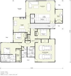 Plb121 3 Bedroom Transportable Homes House Plan If I
