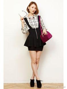 #snidel #asian #fashion #japanese #clothing #clothes