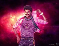 "Check out new work on my @Behance portfolio: ""ilayathalapathy vijay digital art"" http://on.be.net/1KLybEd"