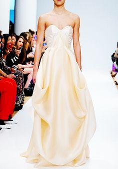 Leanne Marshall - Mercedes-Benz Fashion Week Fall 2014 #nyfw #nyfw2014 #fall2014 #mbfw