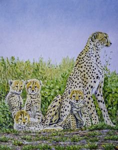 #cheetah #oilpainting #painting #colorful #fineart #fauna #animals #wildlife #wild #africa #decoración #colorful #feline #stripe #bobcat #lion #nature #oilpainting #painting #art #artist # wall decor # wall decoration