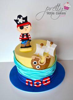 Pretty Little Cakes by Rachel