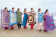 Mother India's Crochet Queens is a group that is uniting crochet enthusiasts across the country with an aim to achieve a Guinness World Record of the largest crochet blanket by a participating group