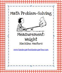 13 best measurement weight mass images in 2017 math measurement teaching math math classroom. Black Bedroom Furniture Sets. Home Design Ideas
