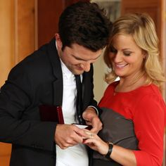 parks and recreation awwwwww