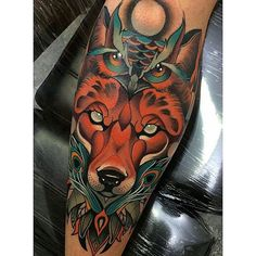 Follow and tag @inkedmagz to get featured KILLER colorwork by…