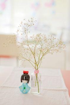 Boneca japonesa dá toque oriental e delicado à festa de aniversário - Gravidez e Filhos - UOL Mulher