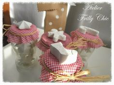 Atelier Frilly ChicGessi profumati per NataleAtelier Frilly Chic
