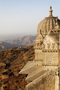 Kumbhalghar Fort, Rajasthan, India