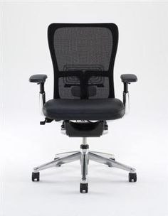 Haworth Zody Leather Chair