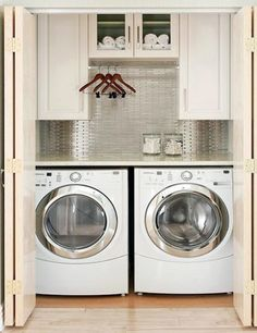 Small Laundry Room Ideas for Functional and Beautiful Room ...