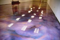 You Can Literally Walk on Contemporary Art