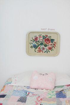 bed by karahaupt, via Flickr