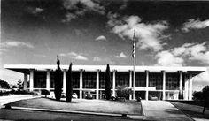 US Embassy in Athens, Walter Gropius,