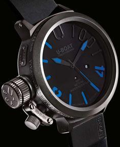 U-Boat Classico 55 U-1001 Limited Edition Watch from Watchismo.com