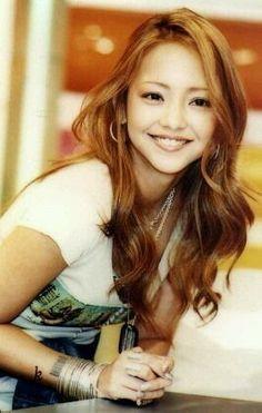 Namie Amuro Cute Woman, Pretty Woman, Blonde Asian, Prity Girl, Japanese Models, Asian Beauty, Hair Beauty, Singer, Actresses
