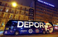 El Deportivo bus