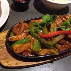 An Instant on the lips...: Funky Mexican - Two for One Fajitas