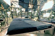 Mirror Room, Propeller Island City Lodge, Berlin