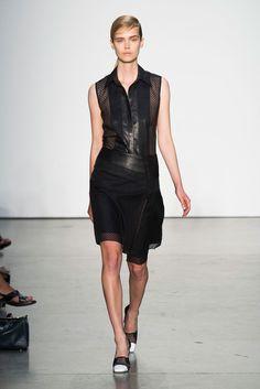 Reed Krakoff Spring 2014 Runway Show | NY Fashion Week