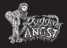 Erika Pearce: Raggedy Angst by Erika Pearce, via Behance