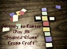 Religious-themed Easter crafts