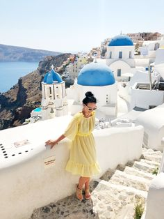 Zachód słońca w Oia Santorini! Shoulder Dress, Dresses, Fashion, Vestidos, Moda, Fashion Styles, Dress, Fashion Illustrations, Gown
