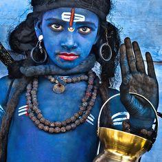Blue Boy.  Photography byGlen Allison