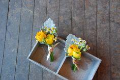 via fleur bridesmaid bouquet inspiration