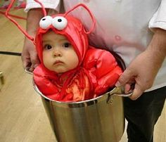 lobster baby@