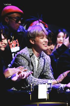 """•161202 BTS' JIMIN @ MAMA 2016 