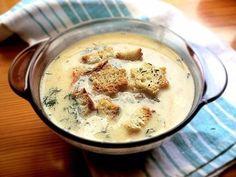 Káprázatosan finom sajtkrémleves! Végre egy leves, amiből nem lehet eleget főzni!