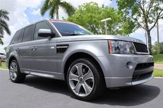 Find the certified pre-owned vehicle you need at a price you can afford at Land Rover Palm Beach serving Delray Beach and Boca Raton. Palm Beach Fl, Delray Beach, Certified Pre Owned, Range Rover Sport, Cars, Sports, Sport, Vehicles, Autos