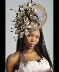 GUIBERT Millinery, SPRING / SUMMER 2012 Collection