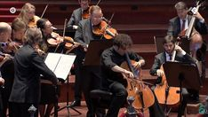 Robert Schumann: Cello Concerto in A minor (Version for cello and string orchestra) – Nicolas Altstaedt, Concertgebouw Chamber Orchestra (HD 1080p)
