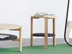 Ashwood side table - Hub