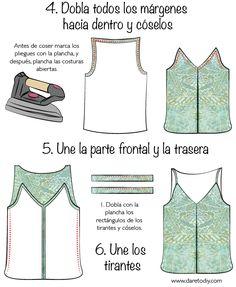 Dare to DIY: DIY ropa